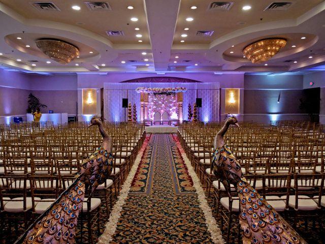 Mahul and Pooja's Wedding in Daytona Beach, Florida 20