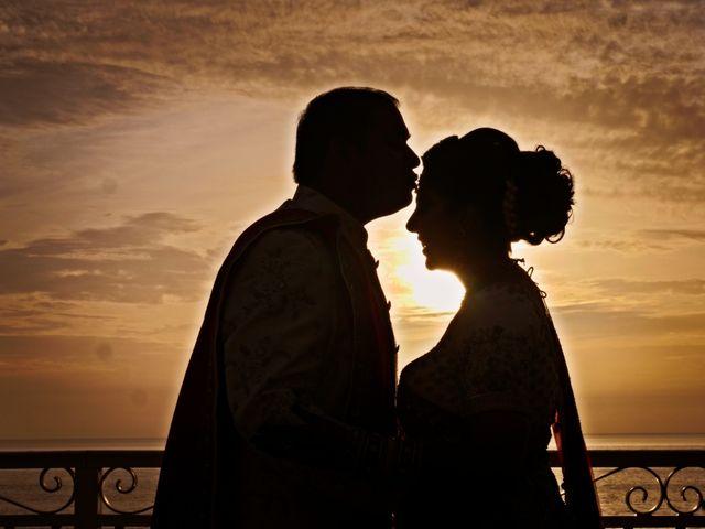 Mahul and Pooja's Wedding in Daytona Beach, Florida 21