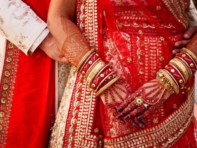 Mahul and Pooja's Wedding in Daytona Beach, Florida 29