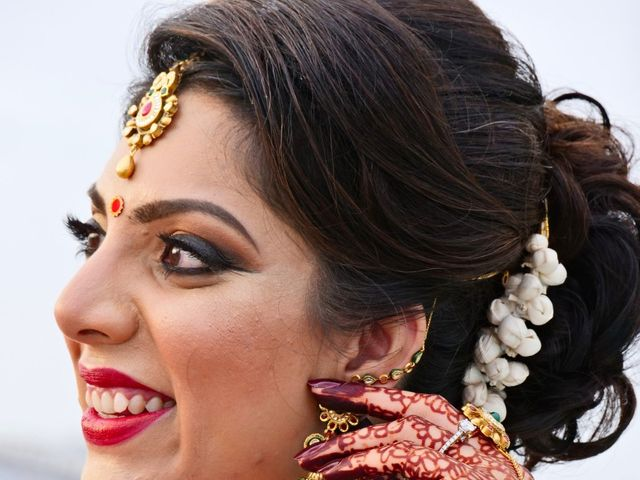Mahul and Pooja's Wedding in Daytona Beach, Florida 31