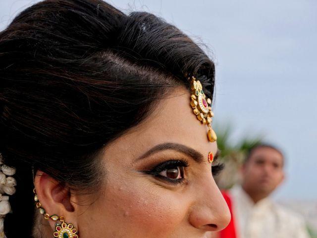 Mahul and Pooja's Wedding in Daytona Beach, Florida 32