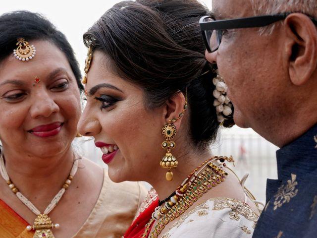 Mahul and Pooja's Wedding in Daytona Beach, Florida 36