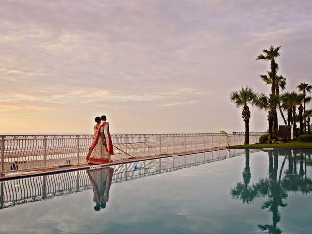 Mahul and Pooja's Wedding in Daytona Beach, Florida 42