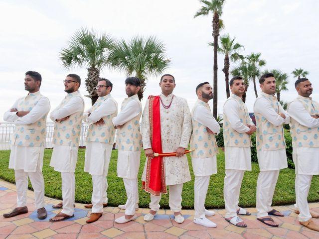 Mahul and Pooja's Wedding in Daytona Beach, Florida 50