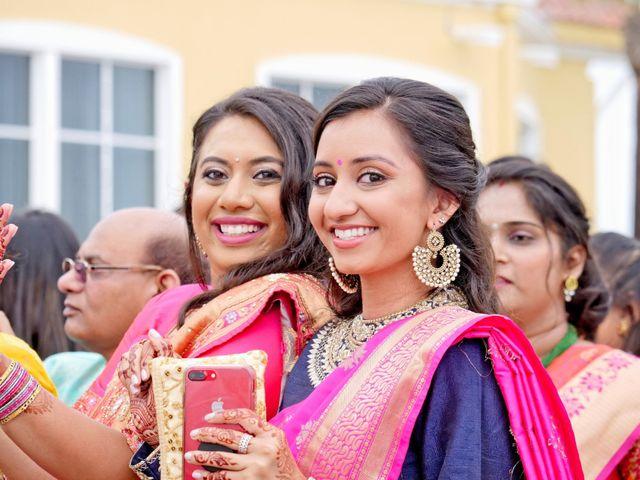 Mahul and Pooja's Wedding in Daytona Beach, Florida 51
