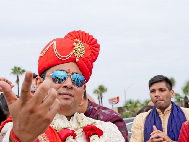Mahul and Pooja's Wedding in Daytona Beach, Florida 54