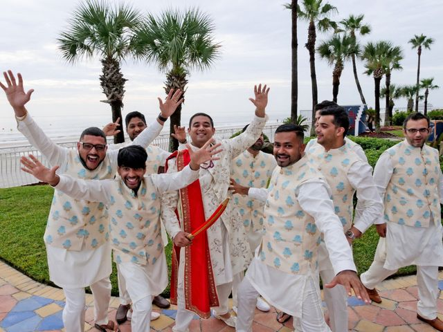 Mahul and Pooja's Wedding in Daytona Beach, Florida 60