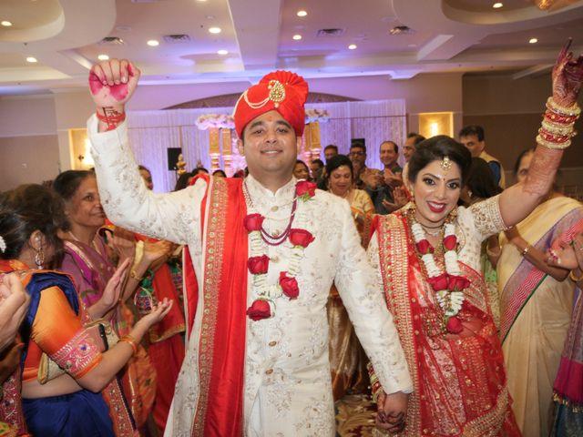 Mahul and Pooja's Wedding in Daytona Beach, Florida 61