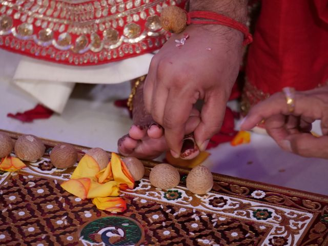 Mahul and Pooja's Wedding in Daytona Beach, Florida 62