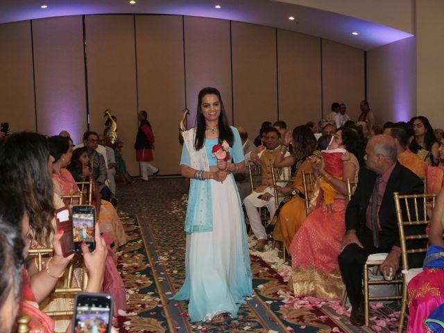 Mahul and Pooja's Wedding in Daytona Beach, Florida 63