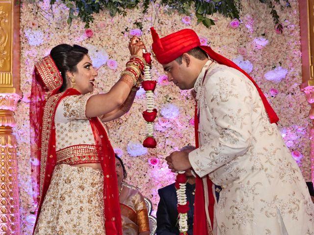 Mahul and Pooja's Wedding in Daytona Beach, Florida 64