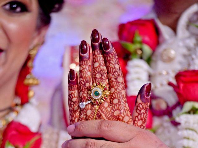 Mahul and Pooja's Wedding in Daytona Beach, Florida 65
