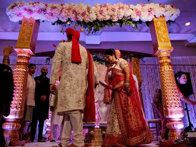 Mahul and Pooja's Wedding in Daytona Beach, Florida 66