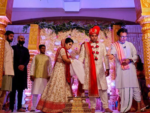 Mahul and Pooja's Wedding in Daytona Beach, Florida 67