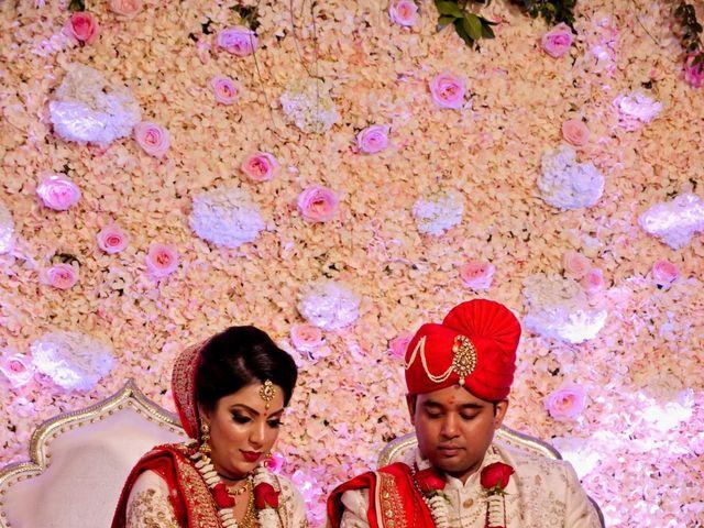 Mahul and Pooja's Wedding in Daytona Beach, Florida 68