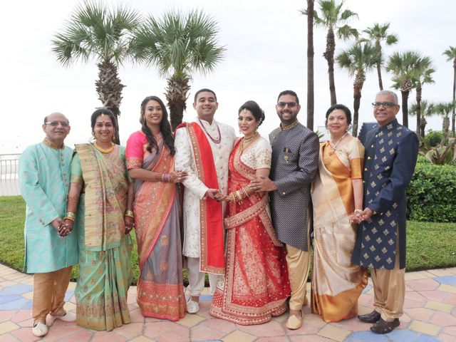Mahul and Pooja's Wedding in Daytona Beach, Florida 69