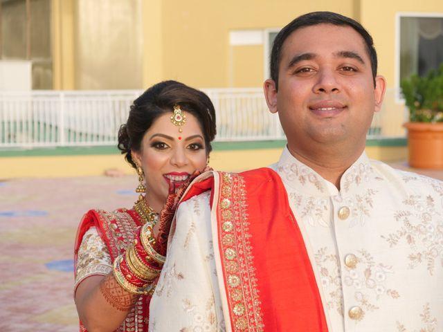 Mahul and Pooja's Wedding in Daytona Beach, Florida 79