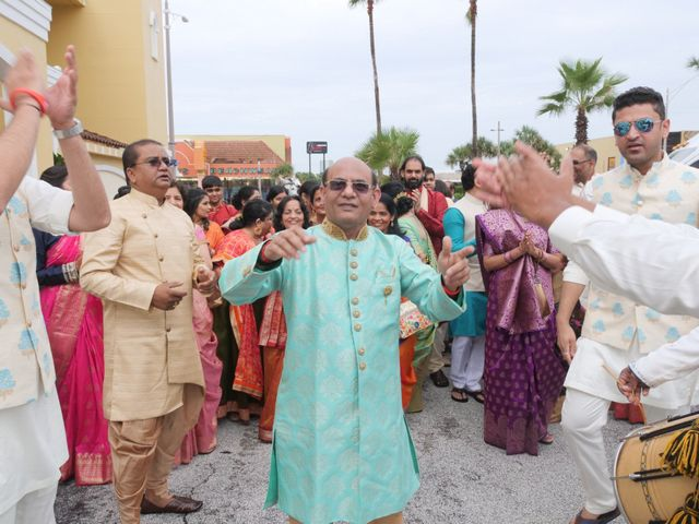 Mahul and Pooja's Wedding in Daytona Beach, Florida 85