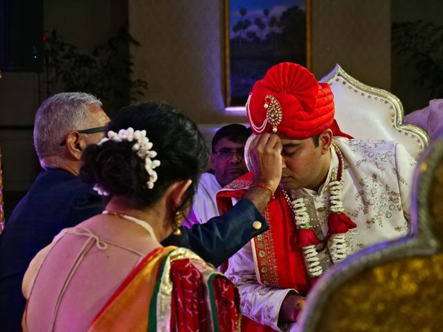 Mahul and Pooja's Wedding in Daytona Beach, Florida 88