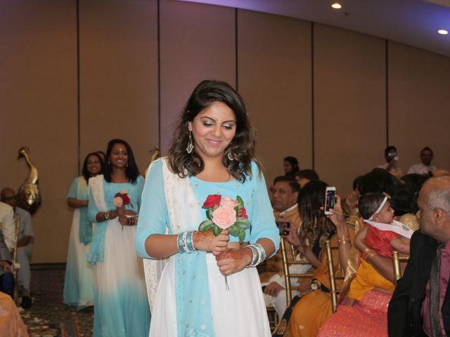 Mahul and Pooja's Wedding in Daytona Beach, Florida 91