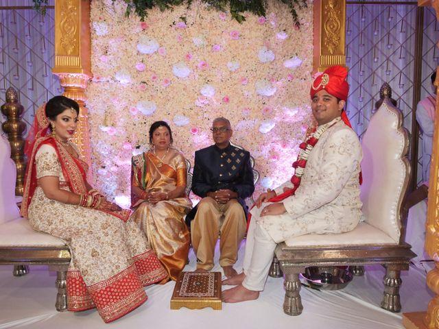 Mahul and Pooja's Wedding in Daytona Beach, Florida 92
