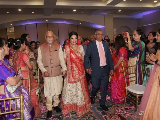 Mahul and Pooja's Wedding in Daytona Beach, Florida 93