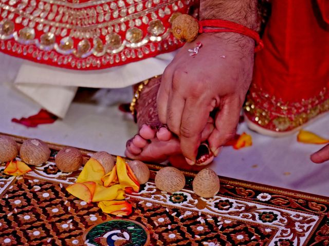 Mahul and Pooja's Wedding in Daytona Beach, Florida 95
