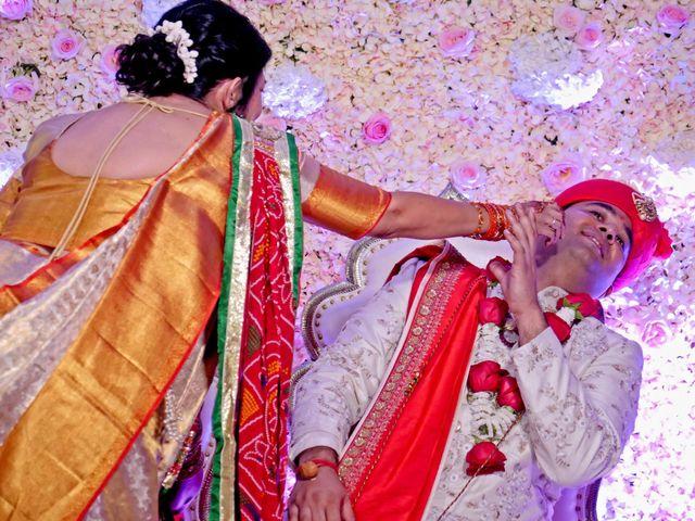 Mahul and Pooja's Wedding in Daytona Beach, Florida 96
