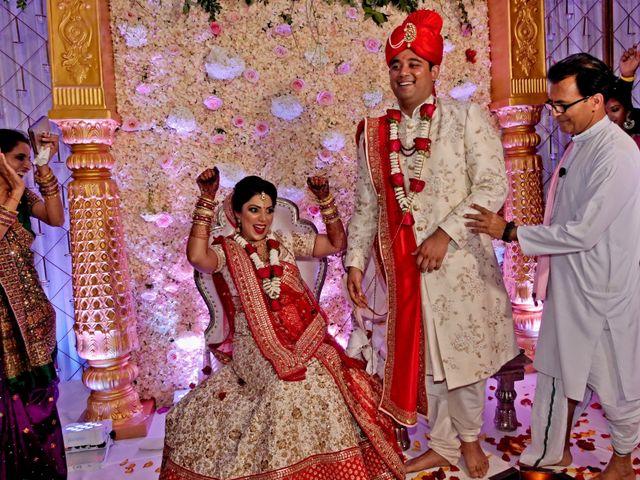 Mahul and Pooja's Wedding in Daytona Beach, Florida 103