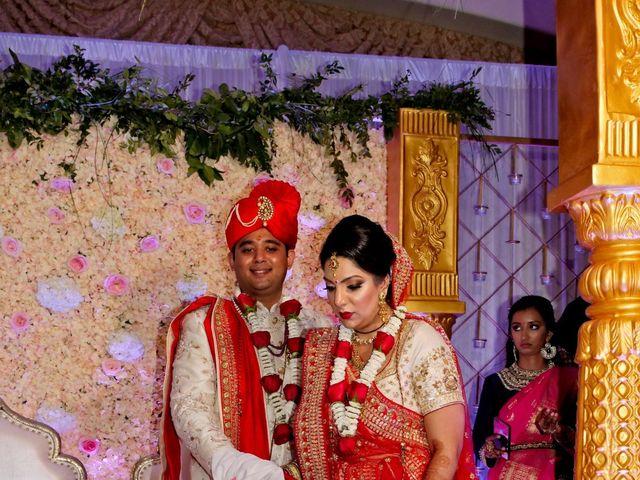 Mahul and Pooja's Wedding in Daytona Beach, Florida 104