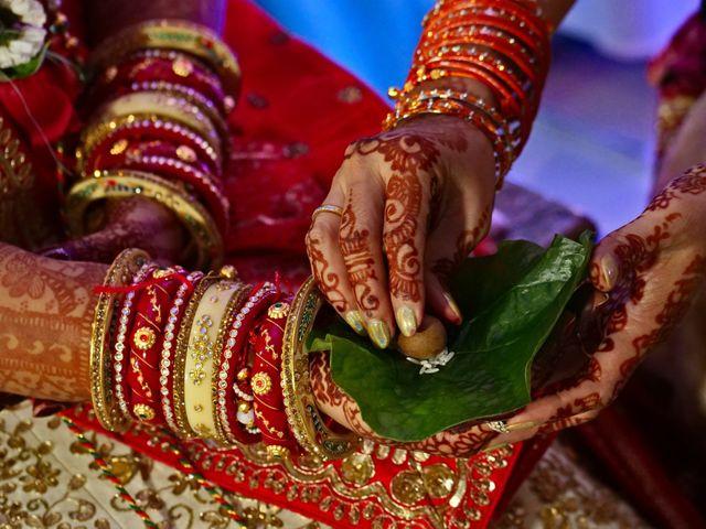 Mahul and Pooja's Wedding in Daytona Beach, Florida 109