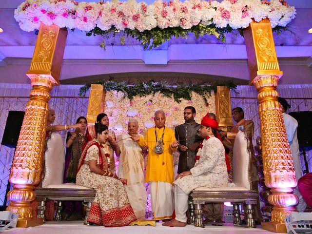 Mahul and Pooja's Wedding in Daytona Beach, Florida 110
