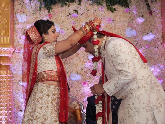 Mahul and Pooja's Wedding in Daytona Beach, Florida 111