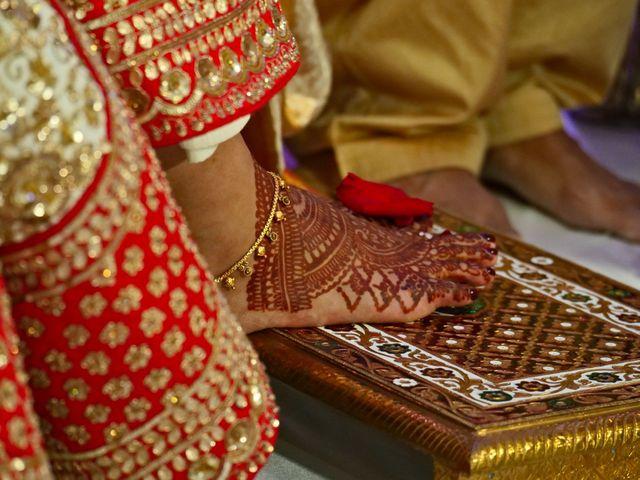 Mahul and Pooja's Wedding in Daytona Beach, Florida 114