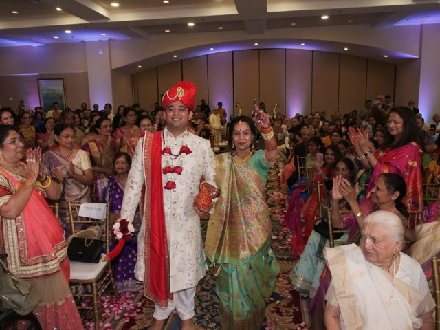 Mahul and Pooja's Wedding in Daytona Beach, Florida 115
