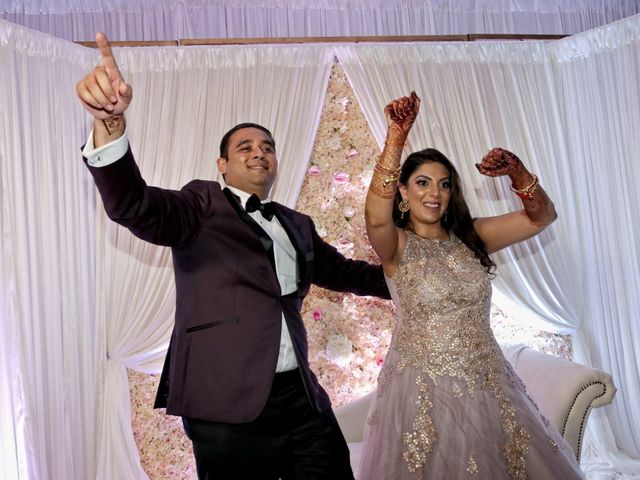 Mahul and Pooja's Wedding in Daytona Beach, Florida 116