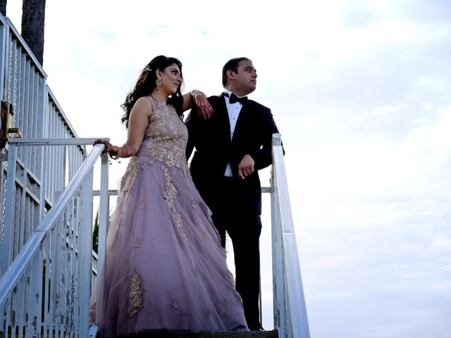 Mahul and Pooja's Wedding in Daytona Beach, Florida 124