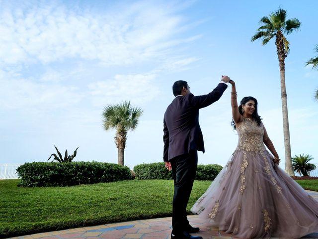 Mahul and Pooja's Wedding in Daytona Beach, Florida 127