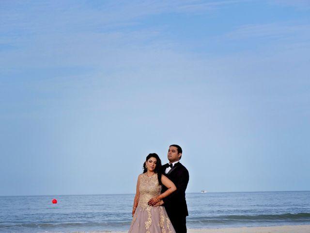 Mahul and Pooja's Wedding in Daytona Beach, Florida 128