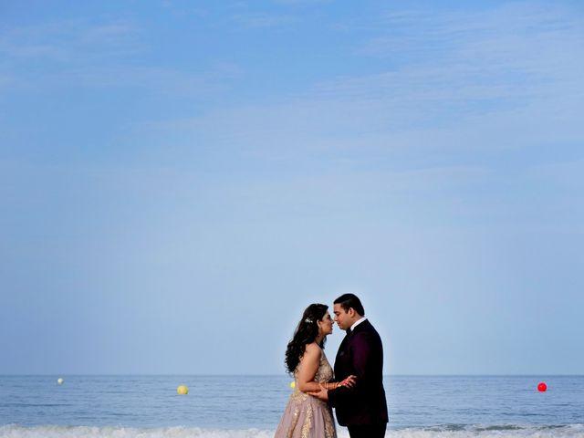 Mahul and Pooja's Wedding in Daytona Beach, Florida 129
