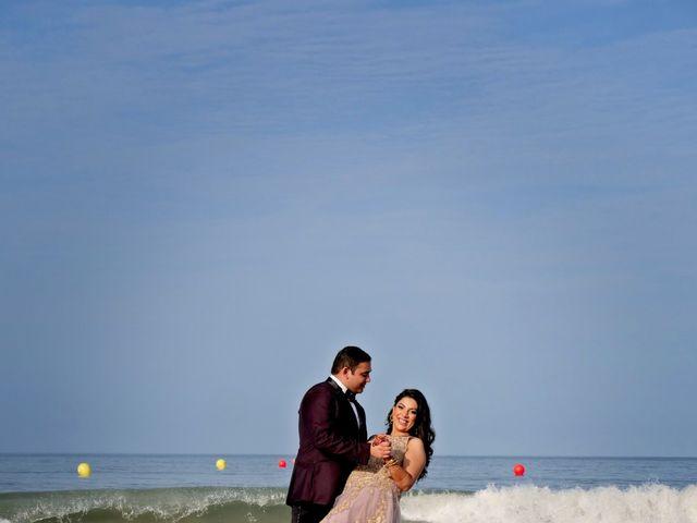 Mahul and Pooja's Wedding in Daytona Beach, Florida 130