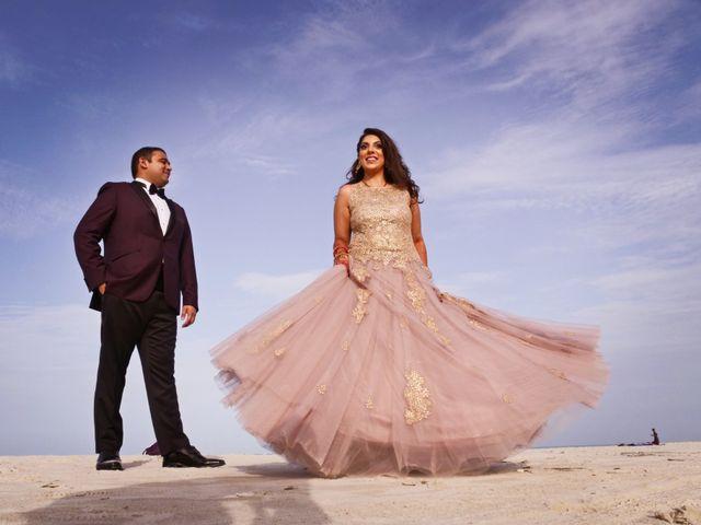 Mahul and Pooja's Wedding in Daytona Beach, Florida 132