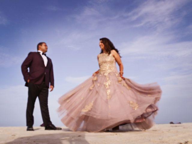 Mahul and Pooja's Wedding in Daytona Beach, Florida 133