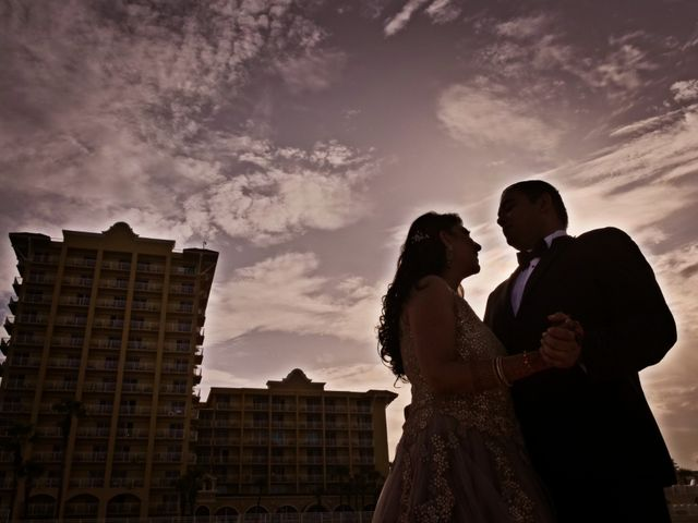 Mahul and Pooja's Wedding in Daytona Beach, Florida 139