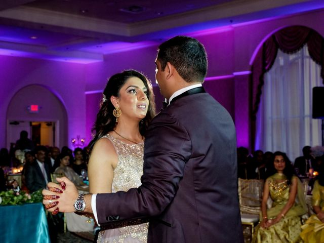 Mahul and Pooja's Wedding in Daytona Beach, Florida 141