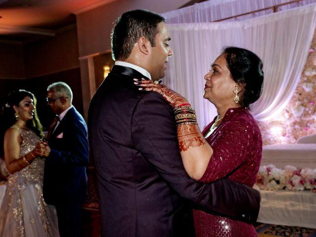 Mahul and Pooja's Wedding in Daytona Beach, Florida 142