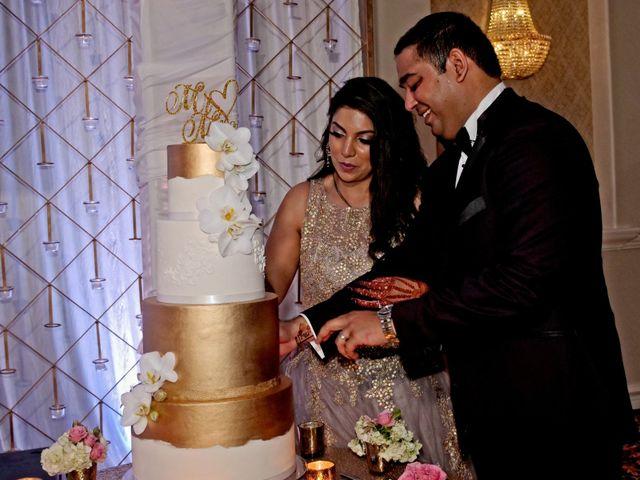 Mahul and Pooja's Wedding in Daytona Beach, Florida 143