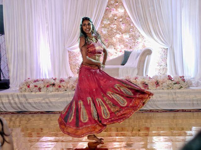 Mahul and Pooja's Wedding in Daytona Beach, Florida 144