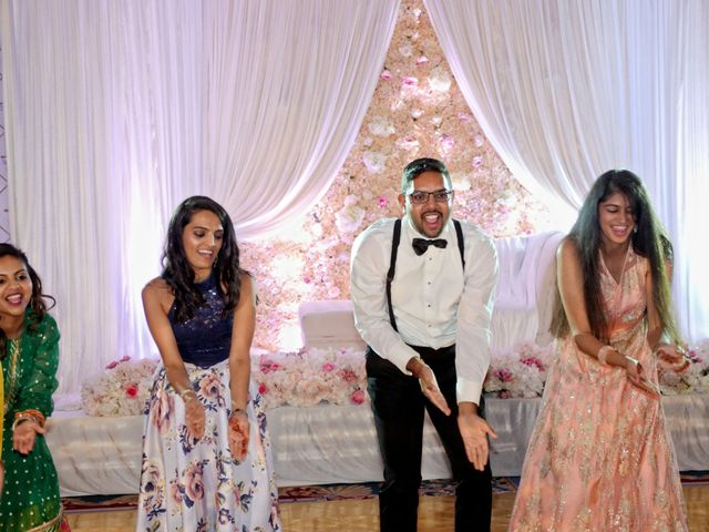 Mahul and Pooja's Wedding in Daytona Beach, Florida 145