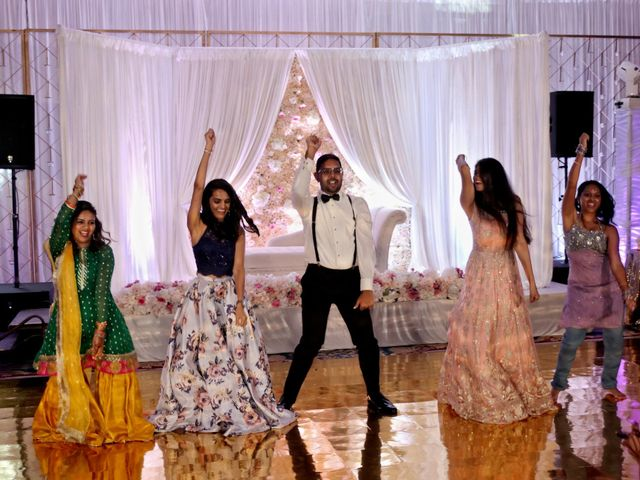 Mahul and Pooja's Wedding in Daytona Beach, Florida 146